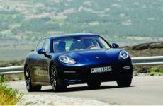 Car Review: Generation II Porsche Panamera