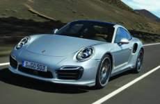 Car Review: Porsche Turbo 911 S