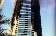 VIDEO: Dubai Fire At JLT's Tamweel Tower – The Day After