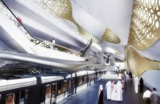 Saudi Arabia To Spend $800m On Land For Riyadh Metro