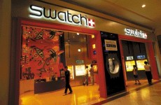 Swatch Warns Of Hong Kong Uncertainty As Profits Fall 11.5% In H1