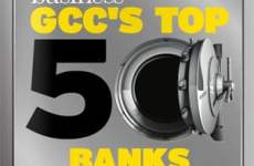 Gulf Business May 2011 | Top 50 Banks