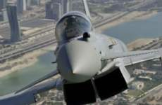 BAE Signs Saudi-Eurofighter Deal