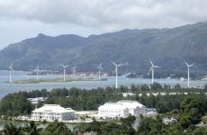 Abu Dhabi's Masdar Launches Wind Farm In Seychelles