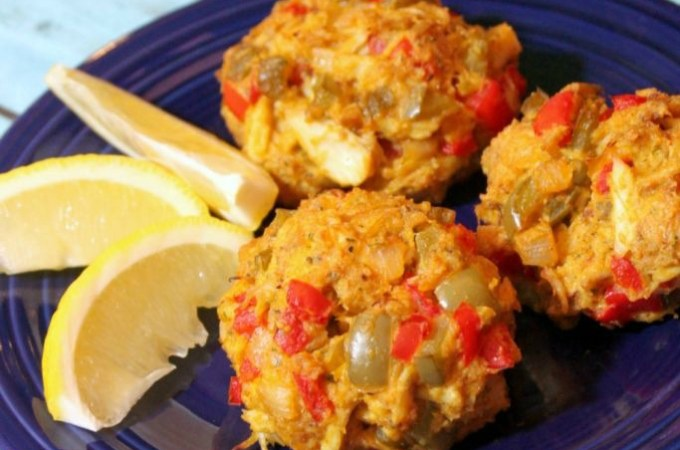 Homemade Romantic Dinners - Delicious Baked Crab Cakes