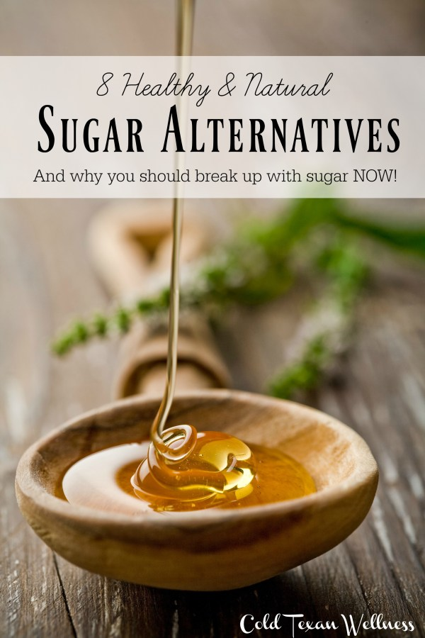 Kick your sugar addiction now! Try these 8 Scientifically Proven natural and healthy sugar alternatives instead. Your body will thank you in so many ways