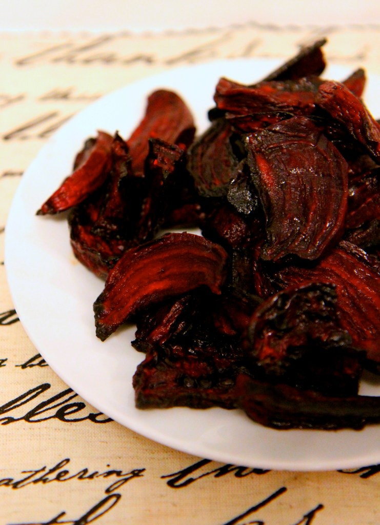 Healthier Holiday Food Swaps. Simple Roasted Beets