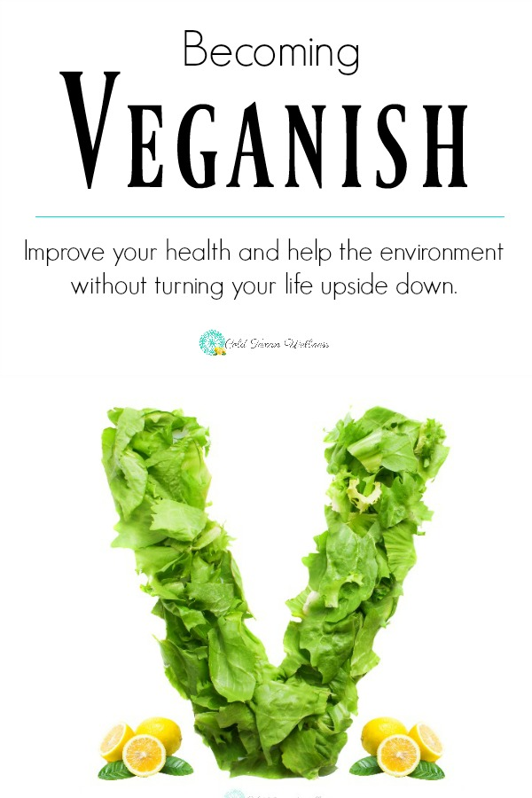 "Becoming a vegan can be an intimidating step. And one that doesn't always work in someone's lifestyle. This is where becoming ""veganish"" can help you improve your health with a more plant based diet and help the environment as well. #veganish #plantbasednutrition #savetheplanet #holistichealth #healthandwellness #holisticwellness #vegandiet"