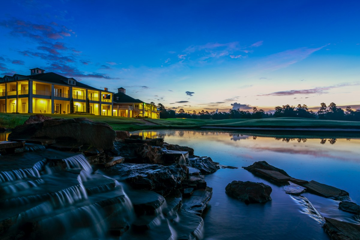 Augusta Pines Clubhouse at Sunrise