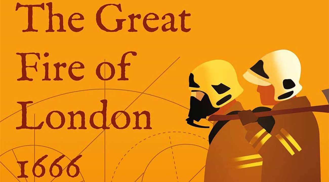 "Worshipful Company of Firefighters Releases ""Cold-Case Investigation"" of The Great Fire of London"