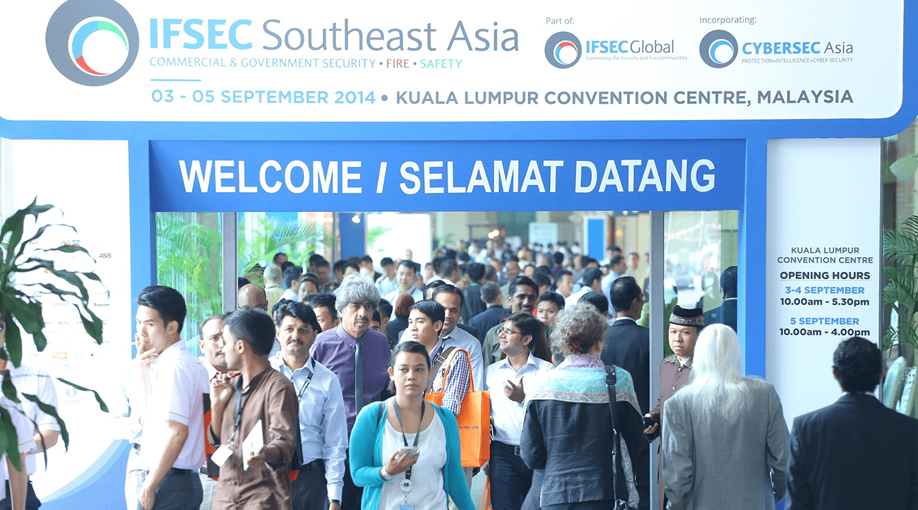 IFSEC Southeast Asia thanks the BSIA for its continuous support over the last 5 years