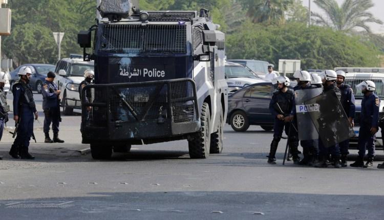 Mideast Bahrain Elections