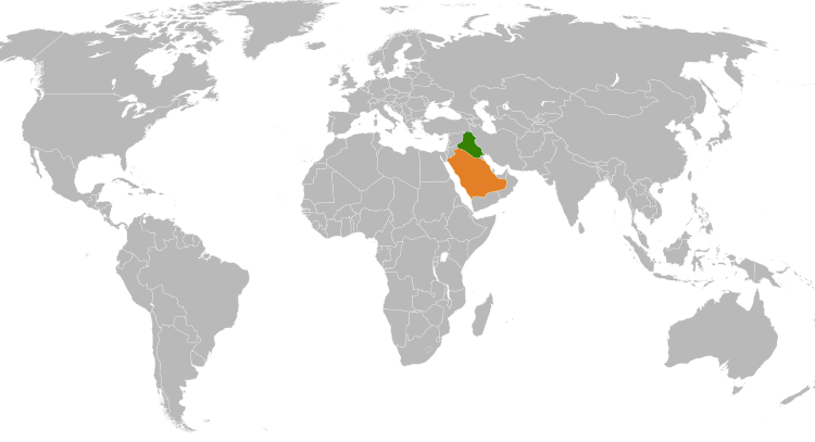 KSA Iraq