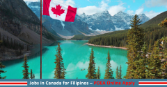 Jobs in Canada for Filipinos – POEA Online Apply
