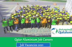 Qatar Aluminium Job Careers | Qatalum Job Vacancies 2021