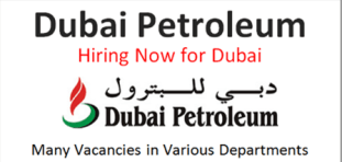 Dubai pertroleum