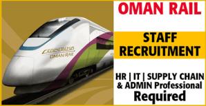 Oman rail