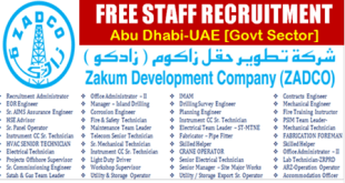 Oil & Gas Jobs, list of jobs Hiring, full time & part time