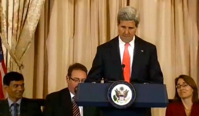 Secretary of State John Kerry announced Thailand, major provider of shrimp and other seafood to the U.S., Thailand is now aTier-3 country in a recently released Trafficking In Persons (TIP) Report. Photo: State Department