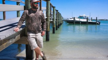 Brian Lacey, the Next Generation of Gulf Fishermen