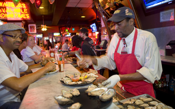 Gulf Oyster Community Stands Ready to Assist As Restaurants Re-Open