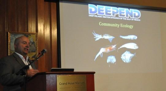 Fisheries oil spill seminar - sutton