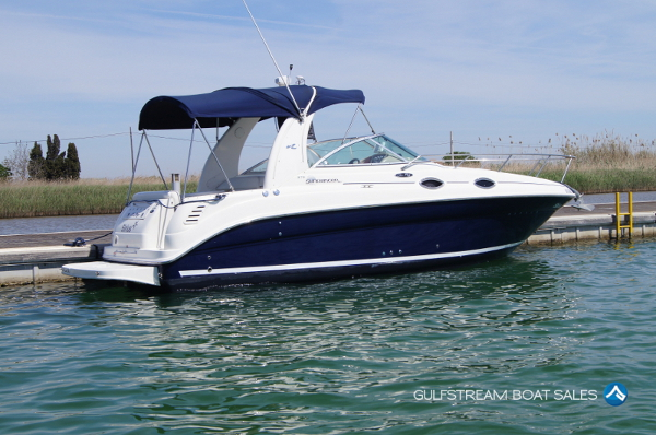 2004 Sea Ray 275 Sundancer Boat For Sale UK And Ireland