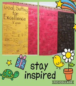 Goal Setting For Excellence