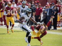 Nelson Agholor, EAgles