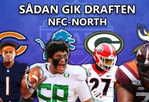 DRAFT NFC NORTH 2021