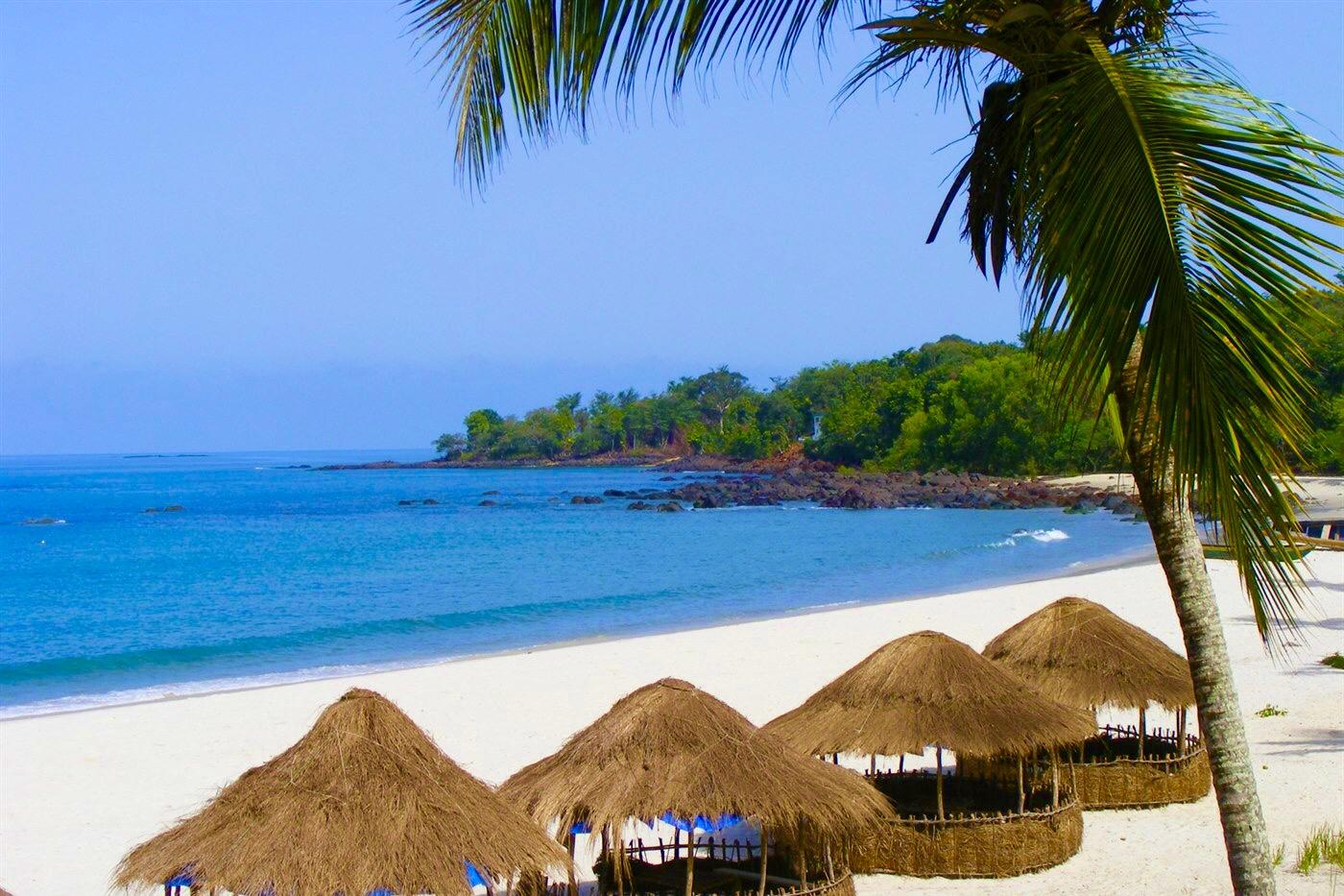 Beautiful Freetown Beaches