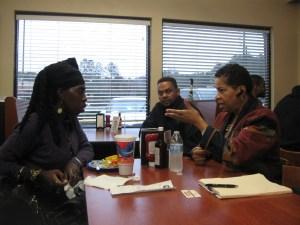 Queen Quet and Pastor Jenkins-Boseman