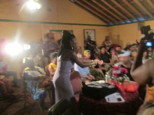 Queen Quet at PAGA 2013