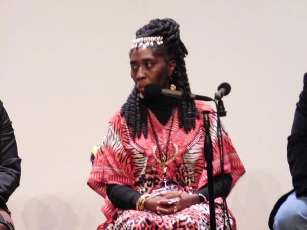 Queen Quet at UNCW