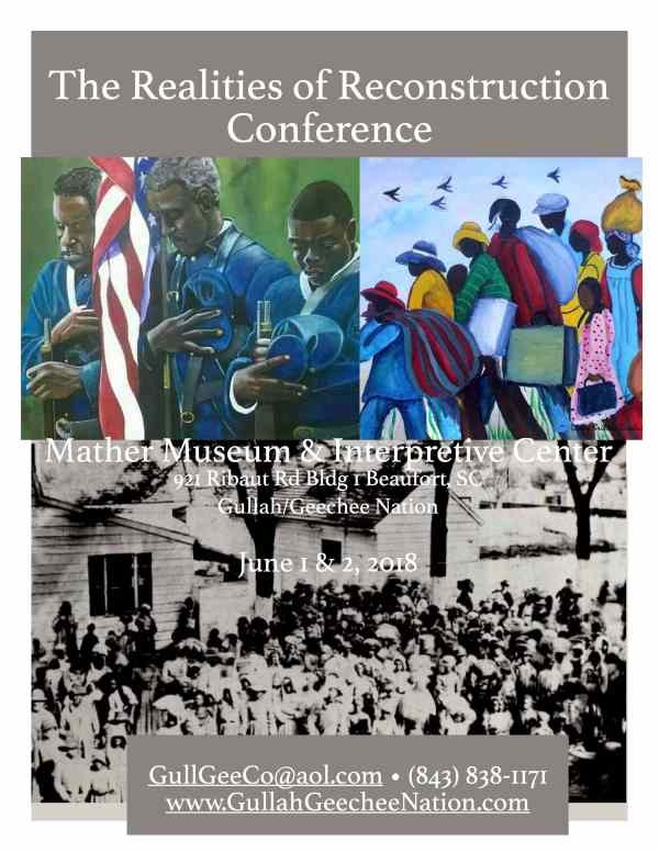 Realities of Reconstruction Conference