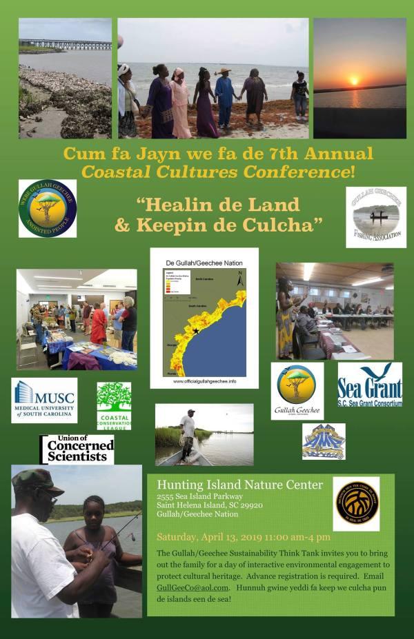 Coastal Cultures Conference 2019