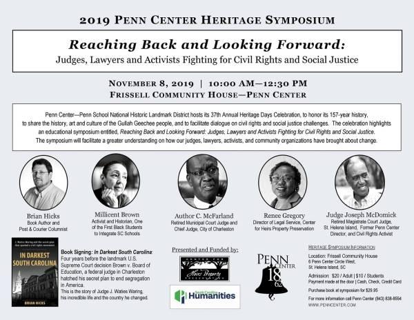 Heritage Days Symposium 2019