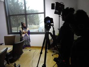 Queen Quet, Chieftess of the Gullah/Geechee Nation (www.QueenQuet.com) interviewed by the Spiritual Technologies team.