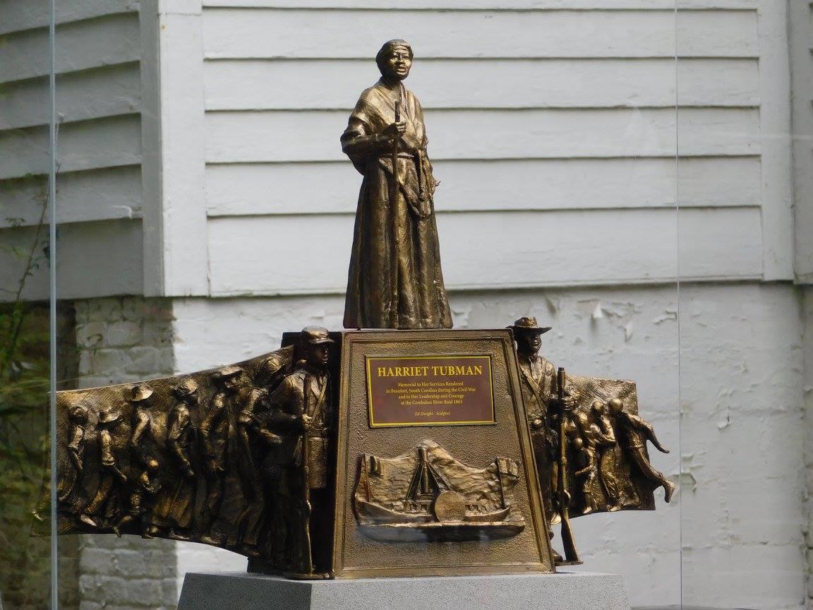 Unveiling Harriet Tubman S Work In Beaufort Sc