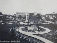 Plaza de Armas ca 1900