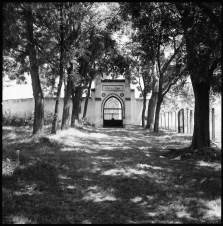 Tyska kyrkogården i Urwegen, Planar 80 mm.
