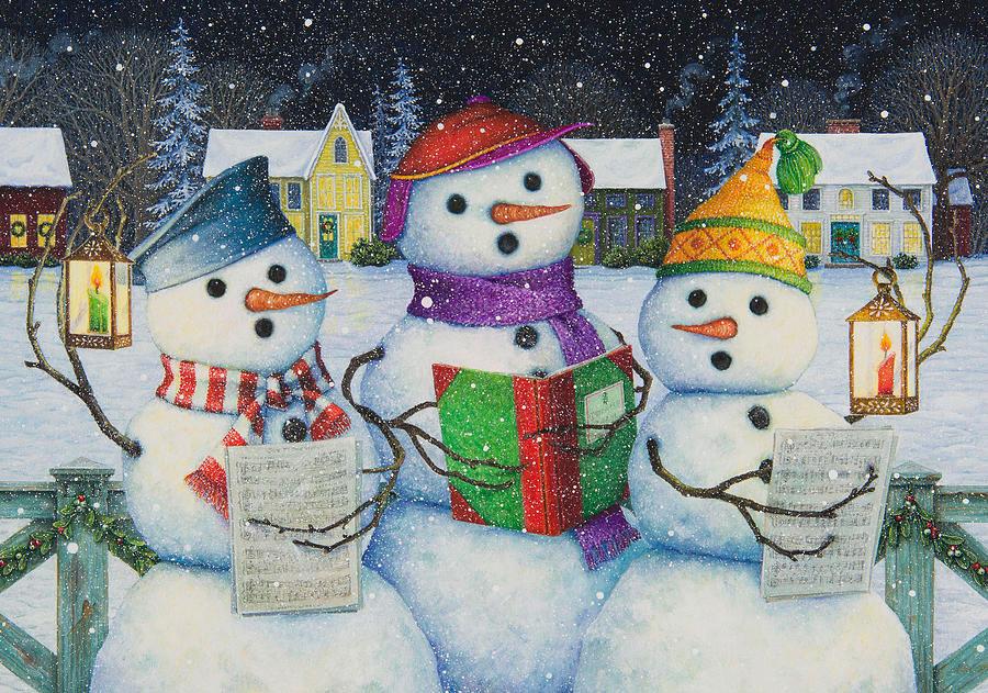 Caroling por Lynn Bywaters