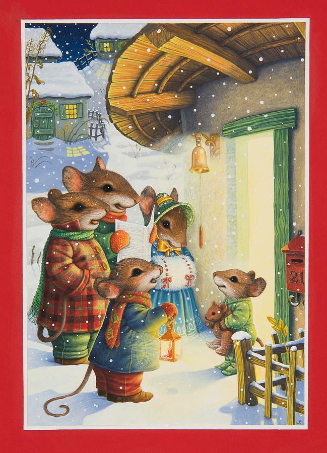 Christmas carols por Lynn Bywaters