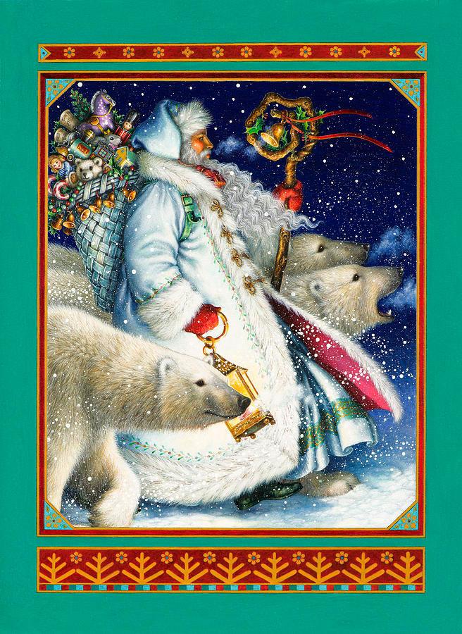 Polar magic por Lynn Bywaters