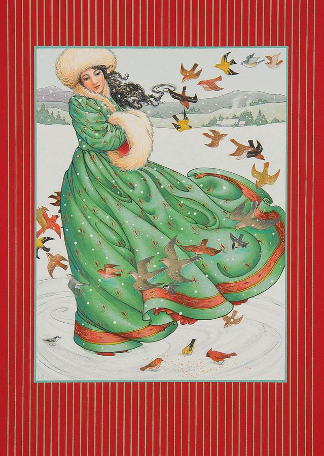Winter vogue por Lynn Bywaters