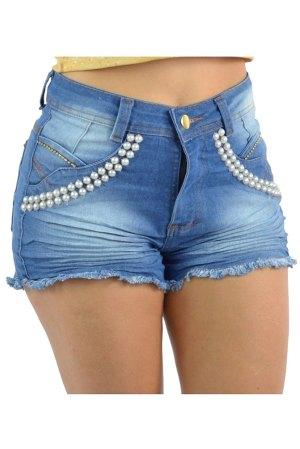 Short Jeans S174 - DK-S174-01