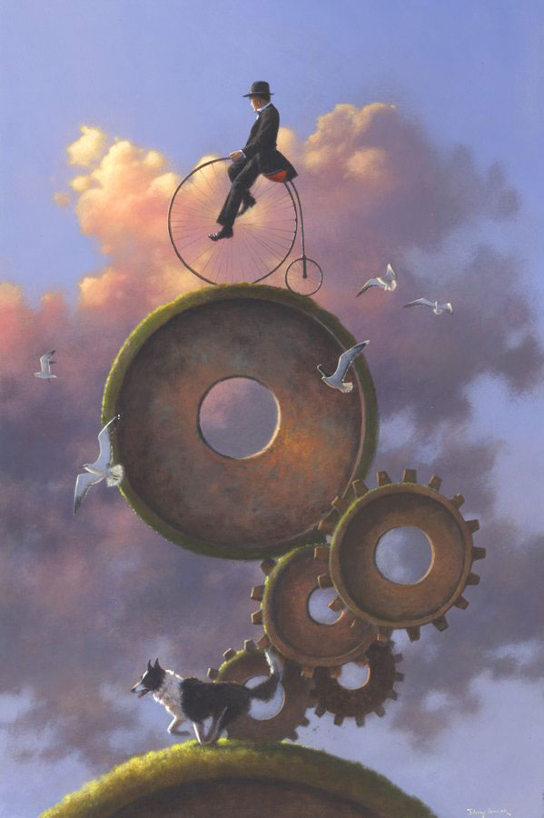 Setting the Wheels in Motion por Jimmy Lawlor