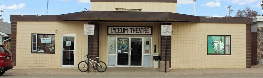Lyceum Theatre Double Feature a Huge Success GULL LAKE  Gull Lake Lyceum Theatre