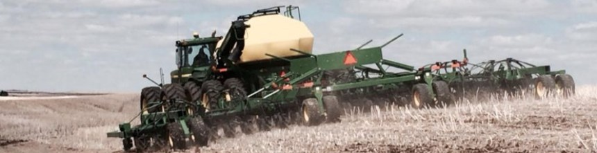 Seeding underway in southwest Saskatchewan Agriculture SouthWest Saskatchewan  Saskatchewan Crops