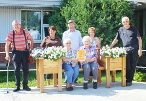 The Communities in Bloom Judges are coming to Gull Lake August 14th/14 Government GULL LAKE SouthWest Saskatchewan Town Beautification  Town Council Tourism Committee Saskatchewan Communities in Bloom Cemetery Committee
